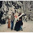 Snowman in Illinois